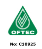 OFTEC logo No. C10925