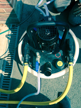 Power Flushing Equipment