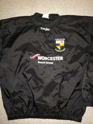 Training Kit with Worcester Bosch logo